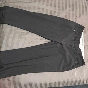Joe B Pants - Ladies gray slacks