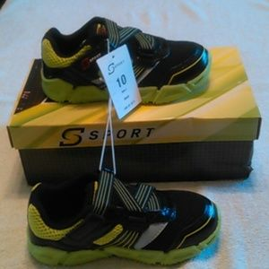 NEW/BOX, SIZE 10 S SPORT SHOES BY SKETCHERS
