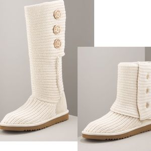 UGG Shoes - Classic Cardy UGG Boots