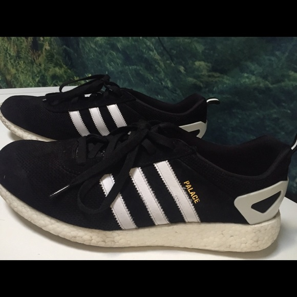 Adidas X Palace Ultra Boost Classic Shoe