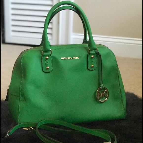 3cc602e6766f Michael Kors Bags | Crossbody Satchel Style Av1312 | Poshmark