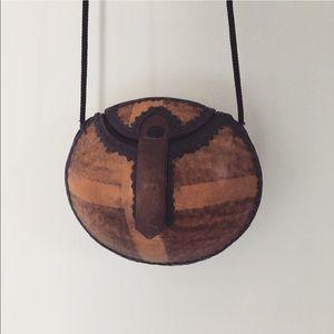Handmade African bag