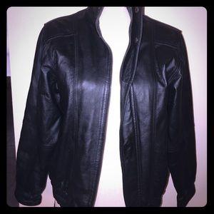 Jackets & Blazers - Leather women's Jacket
