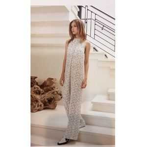 f5ee680e971 NWT ALEXIS Xander Halter Jumpsuit by ALEXIS