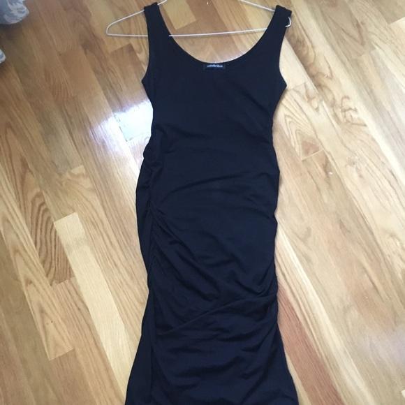 8f6cb222746 A Pea in the Pod Dresses   Skirts - IsabellaOliver Ellis Maternity Tank  Dress
