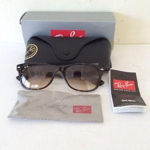 Ray-Ban Accessories - RB 2132 New Wayfarer Ray Ban Sunglasses
