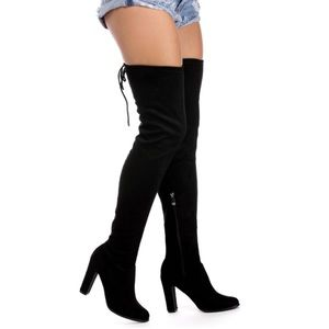 Shoes - Brand New, Fit Too Big💔 Sexy Over the Knee Boots