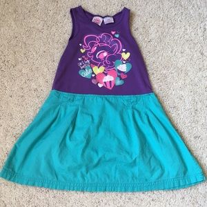 My Little Pony Other - Girls MLP Dress
