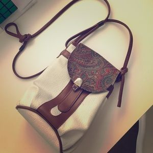 Small Vintage Cross-body Purse