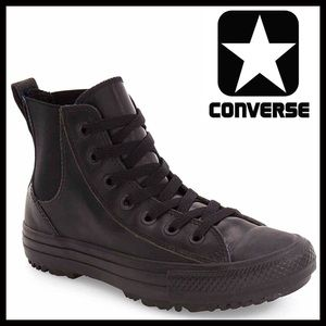 Converse Shoes - ❗️1-HOUR SALE❗️CONVERSE High Tops Water Repellent