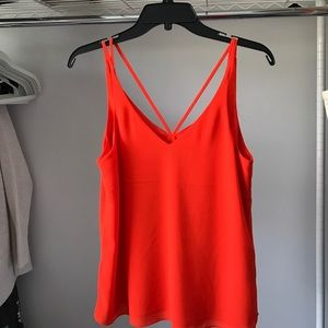 Topshop Tops - Double Strap V-Back Camisole