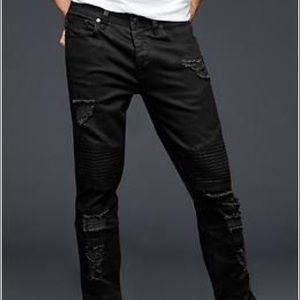 Stampd Other - Gap x Stampd Black Motto Jeans