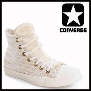 Converse Shoes - ❗️1-HOUR SALE❗️CONVERSE SNEAKERS HIGH TOPS