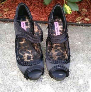 Betsy Johnson Shoes - New betsy Johnson shoe!!! Sweet!!!