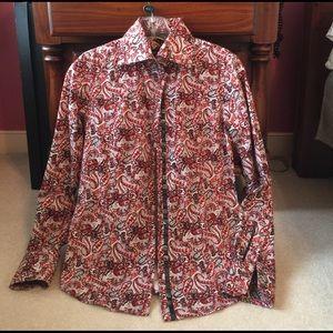 Jared Lang Tops - Jared Lang ladies dress button down shirt