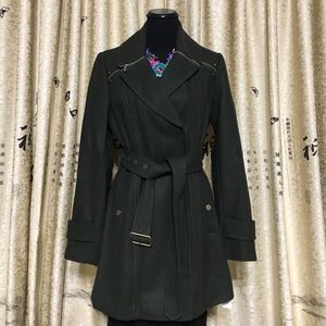 Kenneth Cole Jackets & Blazers - KENNETH COLE WOOL COAT NWT SIZE 8