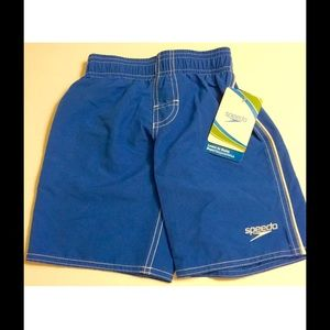 Speedo Other - New With Tags Speedo Boys Bathing Suit Swimsuit 4