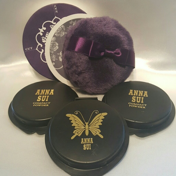 Anna Sui ANNA SUI Maquillage Puff 3