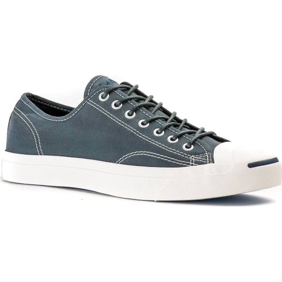 50fb810ce216 🛍1 HOUR SALE! CONVERSE JACK PURCELL BLUE SPRUCE