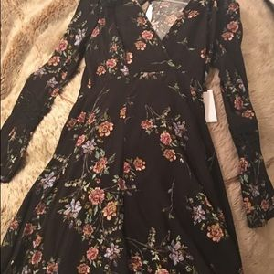 Xs new with tags floral dress