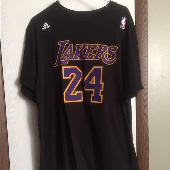 quality design 4d4b3 61209 Kobe Bryant Tee Jersey. Lakers gear. Legend.