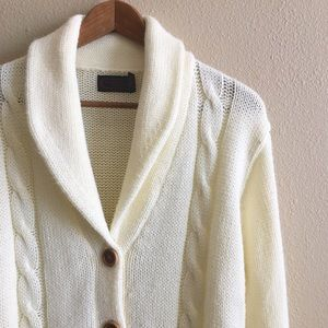 Vintage Sweaters - '70s / Countryside Cardigan