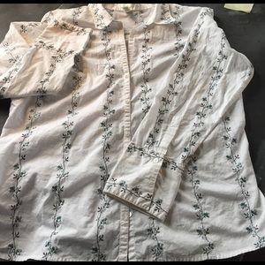 Old Navy blouse, XXL