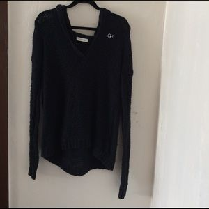 Gilly Hicks Sweaters - GH Knit Hoodie