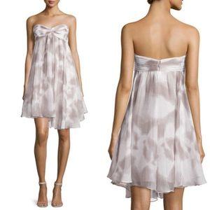 Halston Heritage Dresses & Skirts - Halston Heritage Strapless Mini Cocktail Dress