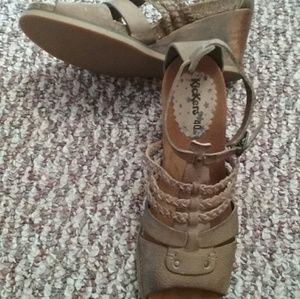 Kickers Shoes - Sandals