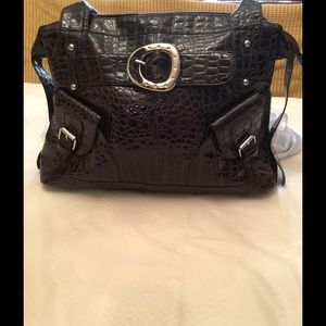 Awesome Rich Cocoa Large Shoulder Bag