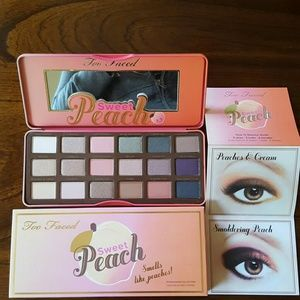 Too Faced Other - Too faced peach palette