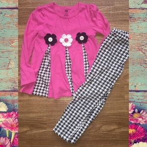 Kids Headquarters Other - Kids Headquarters houndstooth set