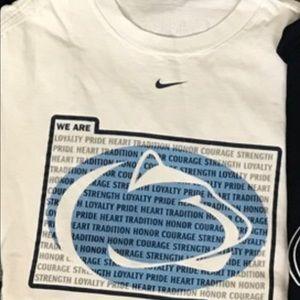 Nike Other - PSU shirts