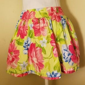 Hollister Dresses & Skirts - Lot of 2 Hollister floral skirts sz small