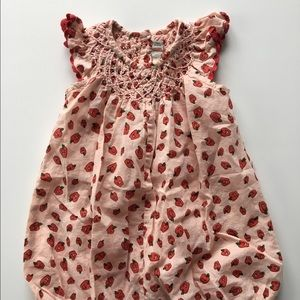 Stella McCartney Kids baby girl one piece