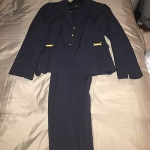 Other - Brand new navy blue dress suit