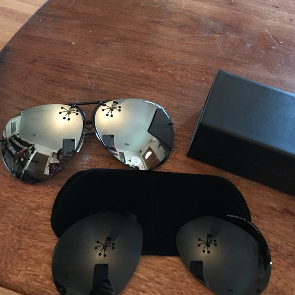 d57e7e7f8aa Porsche design sunglasses oversized. Kylie Jenner.  M 58dd7198f09282f254022010