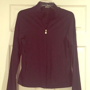 Beyond Yoga Jackets & Blazers - Beyond Yoga Black Jacket