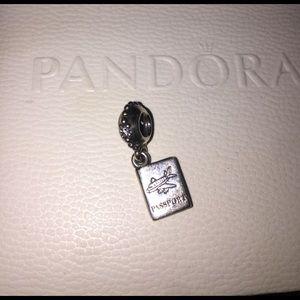 Pandora Jewelry - Pandora passport charm