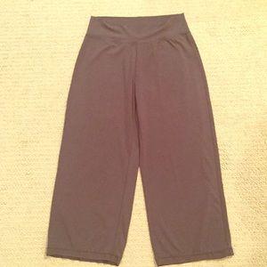 Gray CAbi (yoga) pants