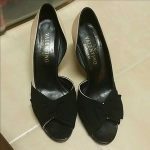 Valentino Open toe heels