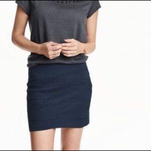 Dresses & Skirts - NWT textured bandage skirt