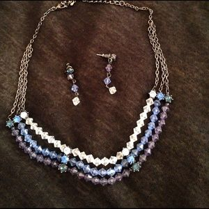 Park Lane Jewelry - Necklace and earrings set