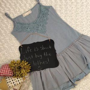 Modcloth A'reve tunic top
