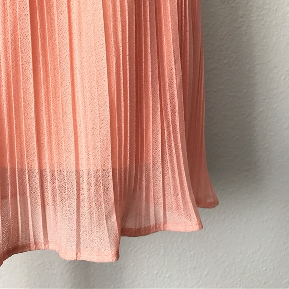 17 mth degree dresses skirts limited peachy pink