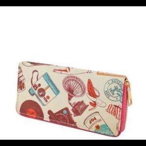Handbags - ✳️ Vintage Pattern Wallet