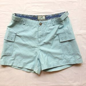 Horny Toad Pants - Horny Toad Blue Active Outdoors Short Size 2 Women