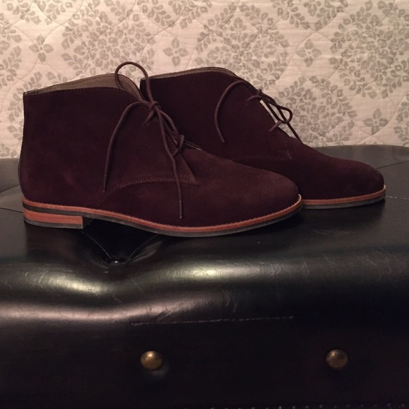 sports shoes b393f 4c40e Suede ankle boots