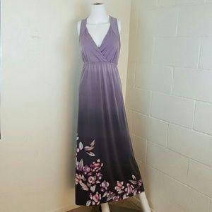 Soma Dresses & Skirts - Beautiful Soma Intimates Ombre Maxi Dress